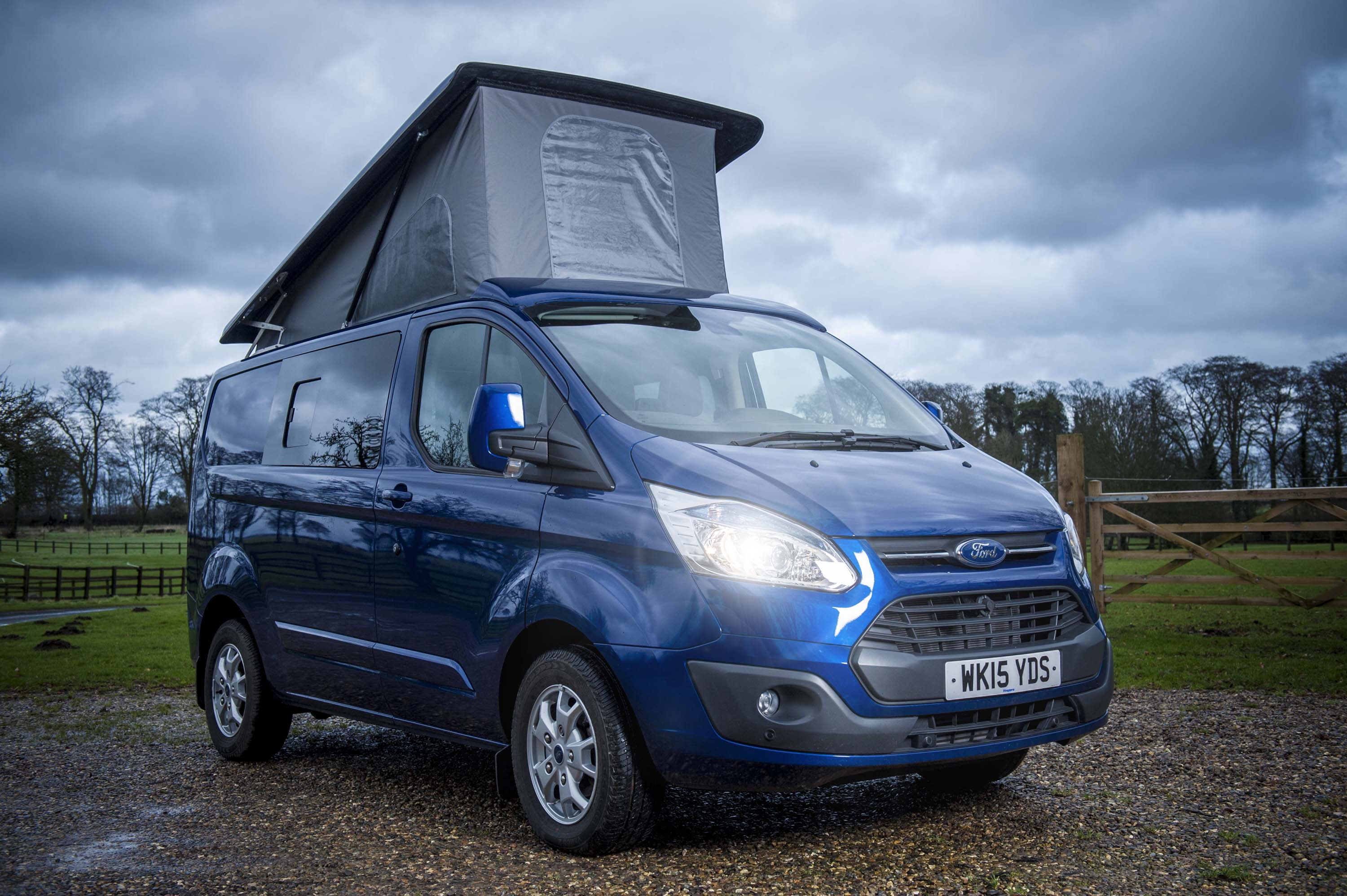 FORD TRANSIT CUSTOM POP-TOP / ELEVATING ROOFS