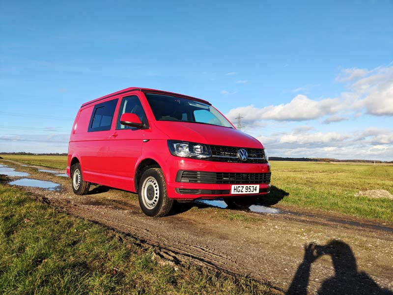 VW Van For Sale 01