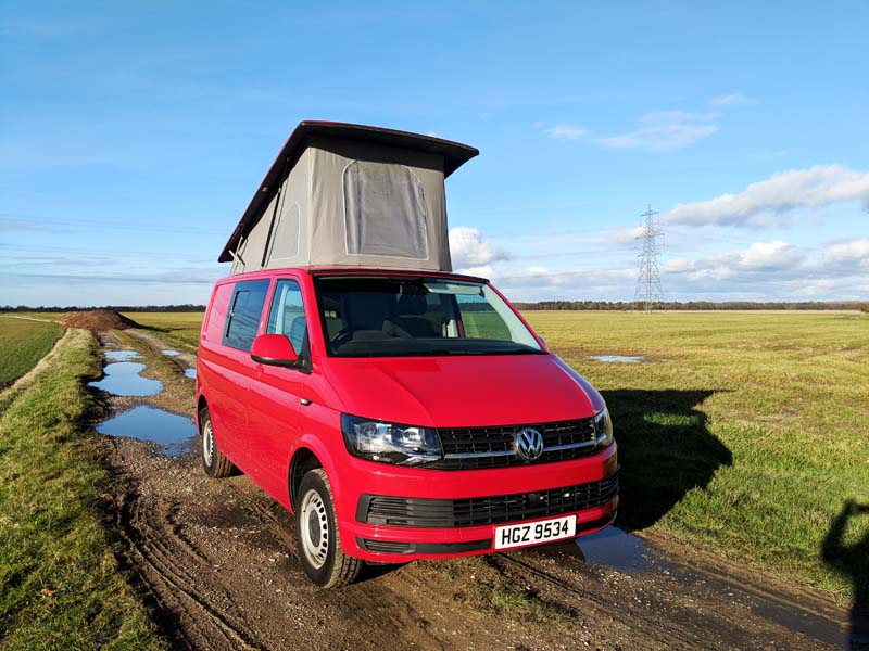 VW Van For Sale 02