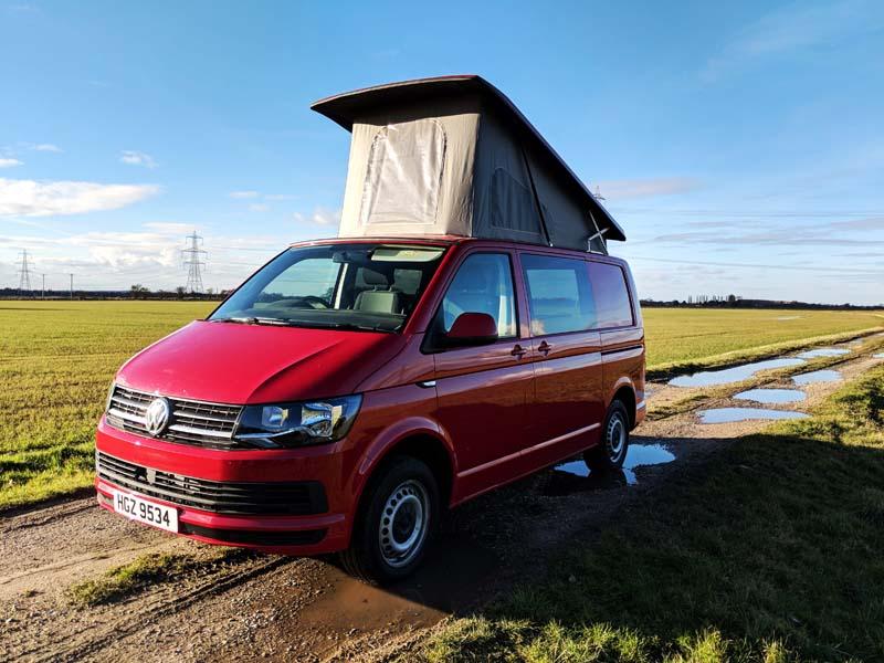 VW Van For Sale 03